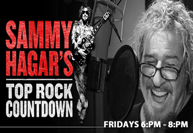 COUNT DOWN WITH SAMMY HAGAR