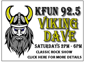 VIKING DAVE SHOW FRONT PAGE