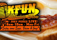 EGGS, BACON AND JOEY MORNING SHOW